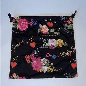 Dolce & Gabbana dust bag